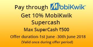 Mobikwik 20% discount
